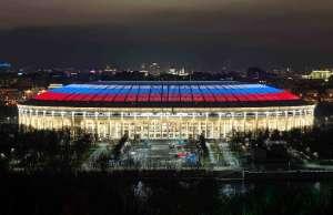 昕诺飞点亮10座俄罗斯运动馆,助力今夏足球会 粗碎机